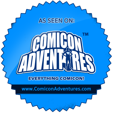 Comicon Adventures is your definitive source for everything comicon!